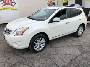 2013 Nissan Rogue SL, Automatic, Leather, Sunroof, AWD