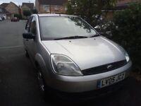 Ford, FIESTA, Hatchback, 2005, Manual, 1388 (cc), 5 doors