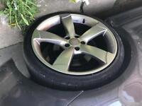 """Audi rs3 19"""" rotors 8.5j wide"""