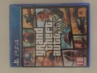 PS4 GTA V game