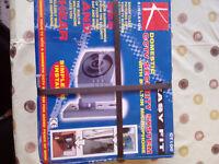 KINGAVON CT100 CCTV SECURITY SYSTEM