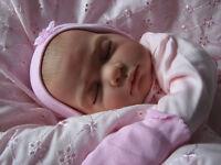 "Reborn Dolls Newborn 22"" Baby Doll 5lb"