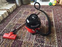 Henry Xtra hoover - extra attachments+box, lightly used
