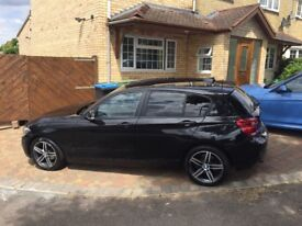2012 62 reg, Bmw 116i sport . Jus recently been serviced. Looks an drives perfect no issues