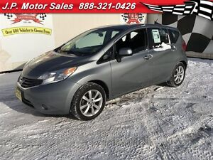 2014 Nissan Versa Note S, Manual, Steering Wheel Controls, Only