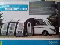 2016 kampa motor rally air pro