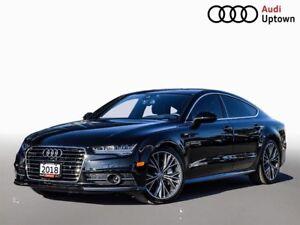 2018 Audi A7 3.0T Technik W/DRIVER ASSISTANCE & HEAD UP