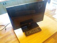 """Technika 16"""" colour TV"""