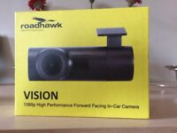 Roadhawk Vision Forward Facing In Car Camera