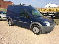 Ford transit connect lwb high roof 08 Reg no vat 1 year mot excellent condition