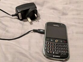 Reduced BlackBerry mobile