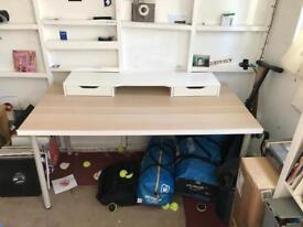Ikea desk and draws - BRAND NEW