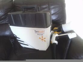 24/10/16 now £30 tan truth pro-125 sprayer machine. Fully working