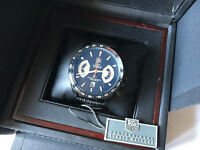 New Swiss Tag Heuer Carrera 17 Chronograph Watch