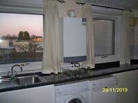 unfurnished 2 bedroom flat to rent cumbernauld g672ny