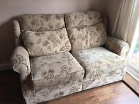 Free two seater sofa to pick up as soon as possible from Ducklington witney