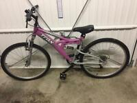 Brand New Female Mountain Bike