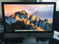 Apple iMac 27 inch 3.06GHz Intel Core 2 Duo 4GB RAM 128GB Flash Drive Excellent condition