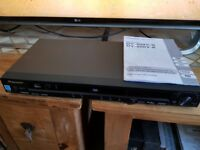 Multi region worldwide DVD player