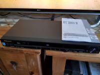 Multi region worldwide DVD player