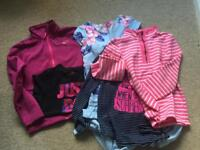 Girls Joules & North Face 11-12