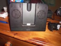 Technika SP113iPH portable speaker dock