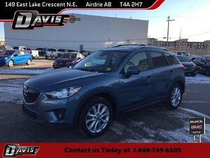 2014 Mazda CX-5 GT HAIL DAMAGED SPECIAL!! AWD, BOSE, SUNROOF!!!