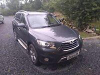 Hyundai Santa Fe 2.2L 2012