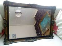 Nice decorative mirror. Only £15.