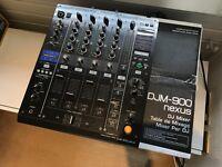 Pioneer DJM 900 Nexus Professional DJ Mixer (CDJ 2000 Nexus NXS XDJ RX SRT )