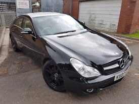 Mercedes cls 320 amg grill 2007