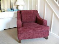 Multiyork arm chair. Nearly new condition