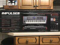 Novation Impulse 61key professional midi keyboard