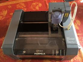 Roland Modela MDX-20 CNC Mill