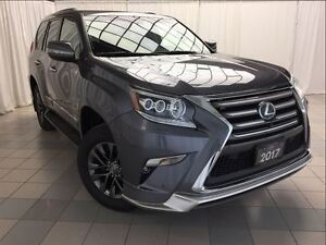 2017 Lexus GX 460 Executive Package: Trailer Hitch, Cargo Liner.