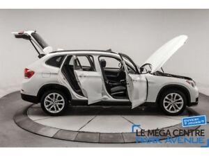 2015 BMW X1 xDrive28i, AWD, CUIR, TOIT, BANCS CHAUFFANTS