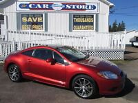 2011 Mitsubishi Eclipse GS AUTOMATIC!! A/C!! HTD SEATS!! ALLOYS
