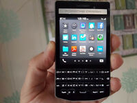 Rare BlackBerry Porsche