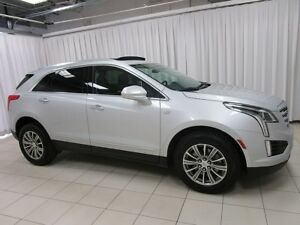 2018 Cadillac XT5 3.6 AWD SUV LUXURY PACKAGE