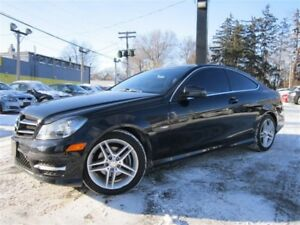 2012 Mercedes-Benz C-Class C250 COUPE~NAVIGATION~PANORAMA ROOF !
