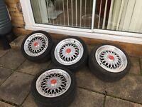Bbs replica alloy wheels need gone asap 4x108