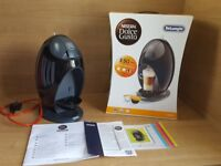 Dolce Gusto Coffee Machine Nescafe Original Box Black