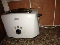 Toaster- very good condition.
