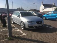 seat exeo sport estate, 60 reg, 2.0tdi, only 56k miles, mot 11 month good condition £3550 kilmarnock