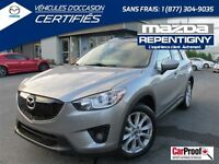 2013 Mazda CX-5 GT/0.9%/CUIR/TOIT/BLUETOOTH/CAMERA DE RECULE