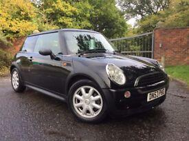 Mini One 1.4 Diesel 2004 - Free Warranty, Full History, Long MOT, Half Leather - please call!