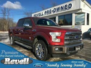 2016 Ford F-150 King Ranch 4WD...Revell demo...