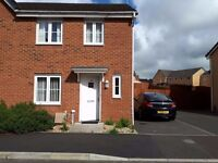 Semi-detached 3 bedroom NEW build house for Rent