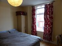 Aigburth near Sefton park double bed in large duplex flat easy access to the city centre