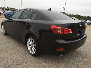 2012 Lexus IS 250 Show Room Condition Paddle Shift Awd  Black On Kitchener / Waterloo Kitchener Area image 4